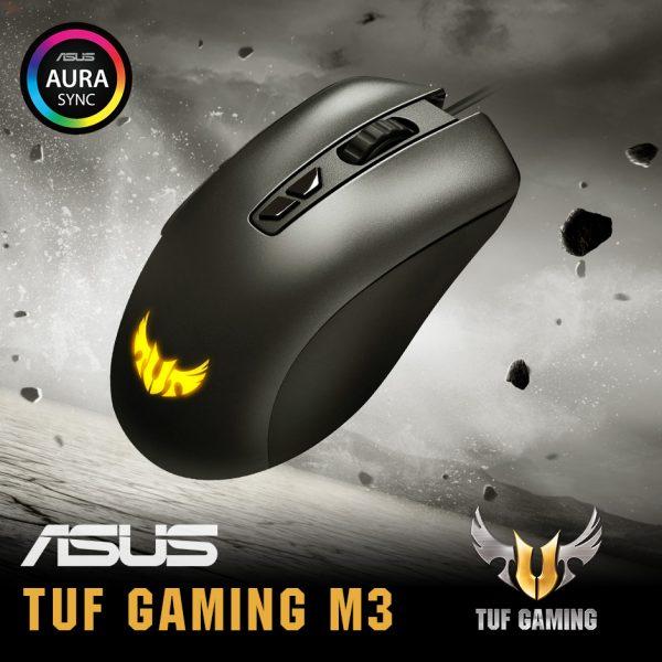 [16443] Asus myš TUF Gaming M3