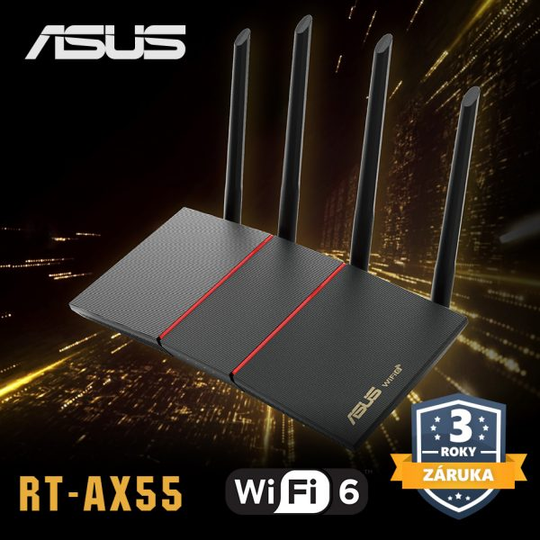 [18294] Router RT-AX55