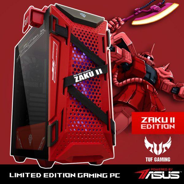 ASUS TUF GAMING PC [ZAKU II EDITION]